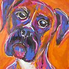 The Boxer by TraceyMackieArt