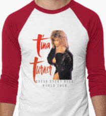 Tina Turner - World Tour - Reproduction Concert Tee 1987 T-Shirt