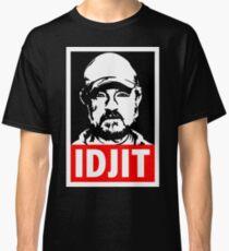 "Supernatural Bobby Singer ""IDJIT"" Classic T-Shirt"