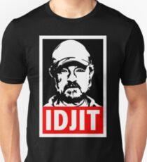 "Supernatural Bobby Singer ""IDJIT"" T-Shirt"
