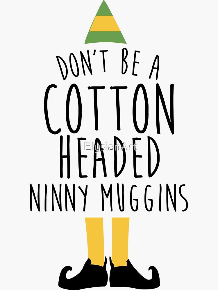 Elf - Cotton encabezó Ninny Muggins de ElysianArt
