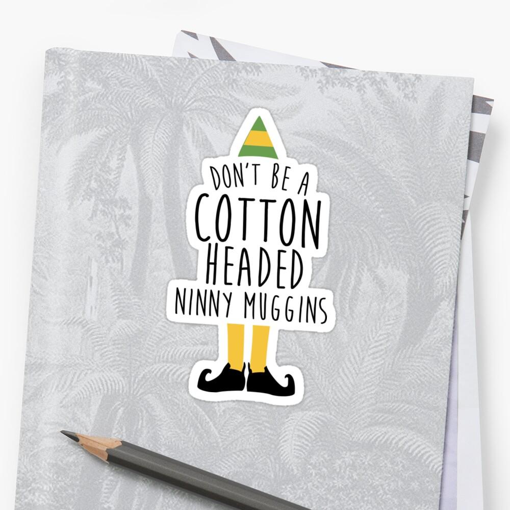 Elf - Cotton Headed Ninny Muggins by ElysianArt
