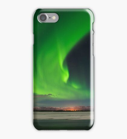 The Curtain Drops iPhone Case/Skin