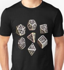 dungeons and dragons dice game shirt Unisex T-Shirt