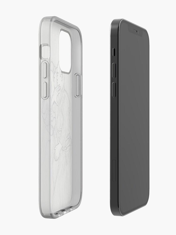 Alternate view of Morote Dori iPhone Case & Cover
