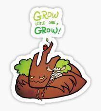 Smite - Grow (Chibi) Sticker