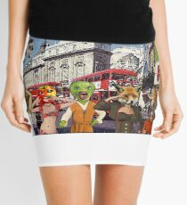 Picadilly Bigheads (London) Mini Skirt