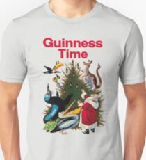 Guinness Time Christmas T-Shirt
