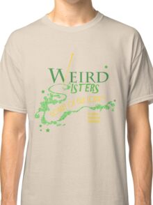 The Weird Sisters Goblet of Fire Tour '94 green Classic T-Shirt
