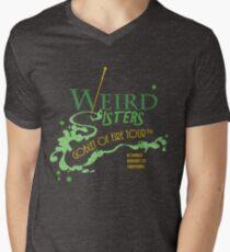The Weird Sisters Goblet of Fire Tour '94 green T-Shirt