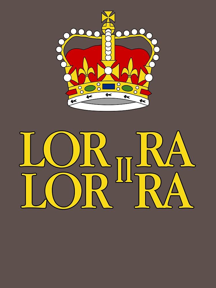 Lorra Lorra by brianftang