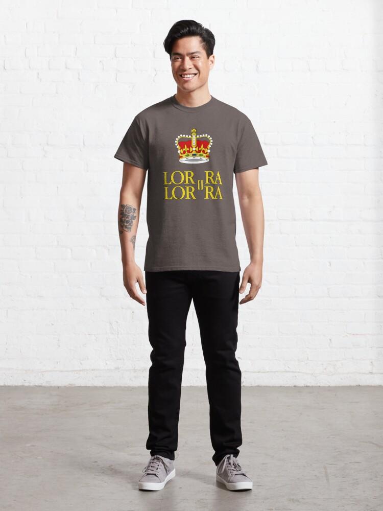 Alternate view of Lorra Lorra Classic T-Shirt