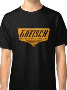 Gretsch Vintage Logo Classic T-Shirt