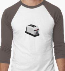 Frakking Toaster Men's Baseball ¾ T-Shirt