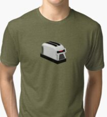 Frakking Toaster Tri-blend T-Shirt