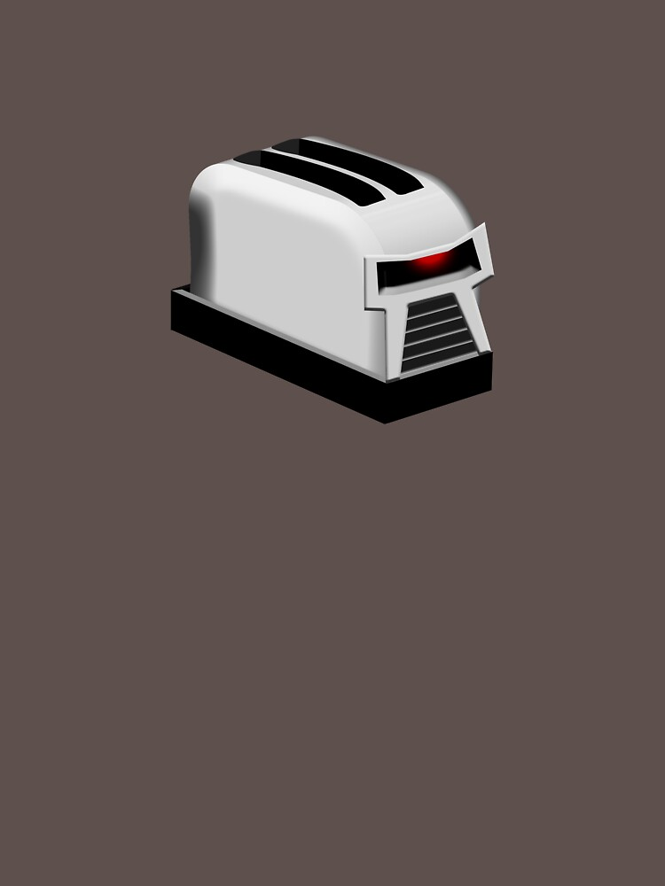Frakking Toaster by brianftang