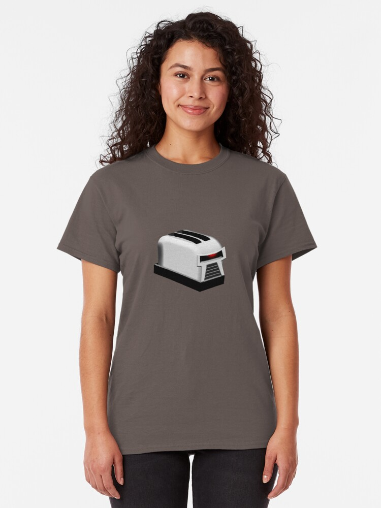 Alternate view of Frakking Toaster Classic T-Shirt