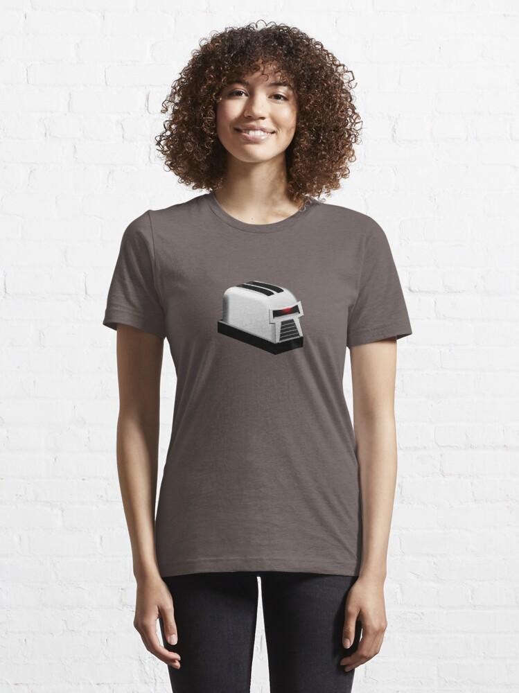 Alternate view of Frakking Toaster Essential T-Shirt
