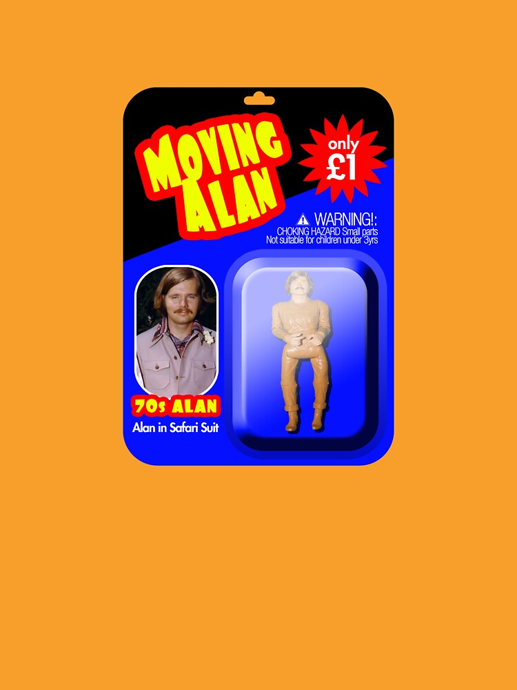 Moving Alan. 70s Alan by brianftang