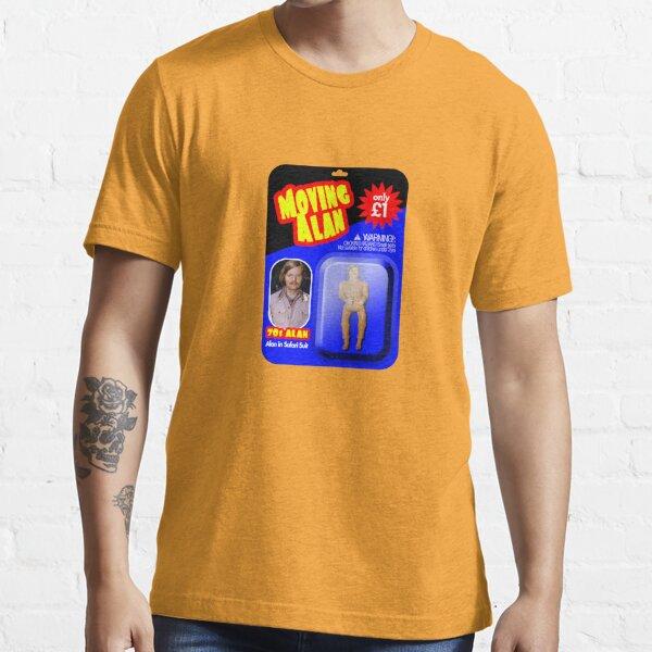 Moving Alan. 70s Alan Essential T-Shirt
