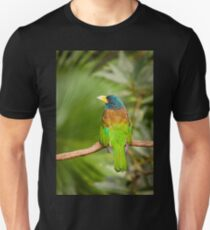 Exotic colorful bird T-Shirt