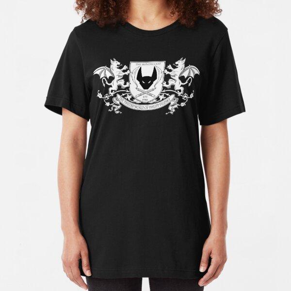 The Bundycoot - Coat of arms Slim Fit T-Shirt