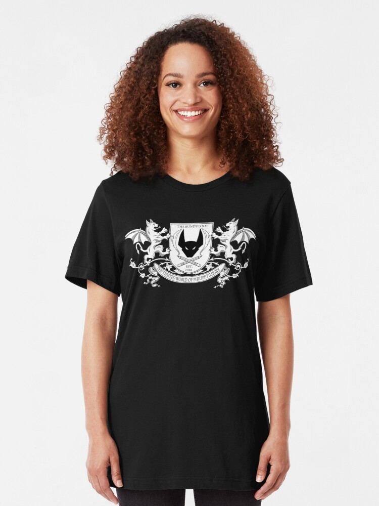 Alternative Ansicht von The Bundycoot - Coat of arms Slim Fit T-Shirt