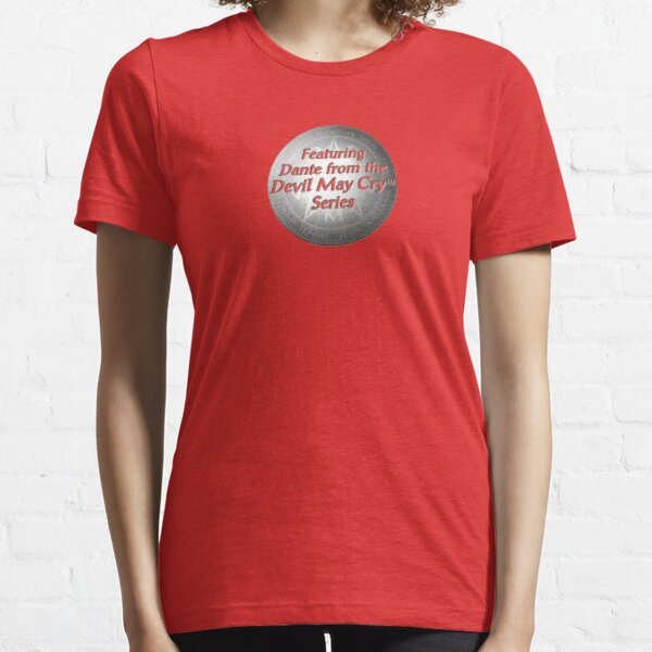featuring dante from the devil may cry series Essential T-Shirt
