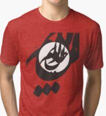 Typopat Tri-blend T-Shirt