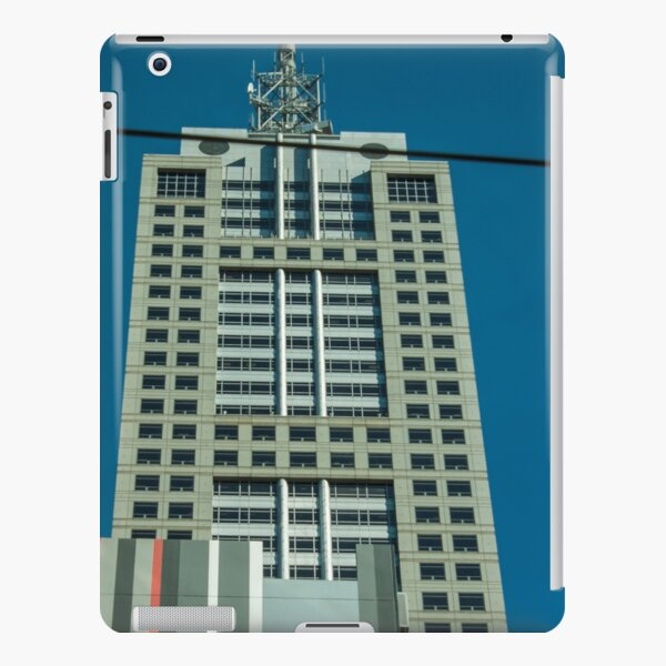 120 collins street MELBOURNE 6936 iPad Snap Case