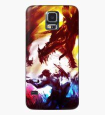 Skyrim - Dragonborn Case/Skin for Samsung Galaxy