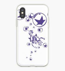 Jojo - Soft and Wet Bubble Trip (Blue) iPhone Case