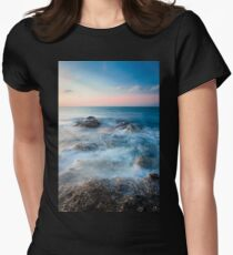 Waves and rocks long exposure T-Shirt