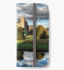 Carousel at Hever Castle. iPhone Wallet/Case/Skin
