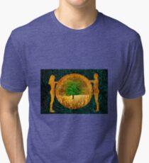 Tree of Life - Garden of Eden Tri-blend T-Shirt