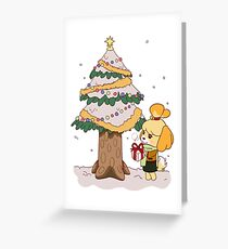 Animal crossing greeting cards redbubble greeting card m4hsunfo Images