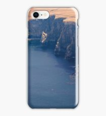 Cliffs of moher ireland iPhone Case/Skin