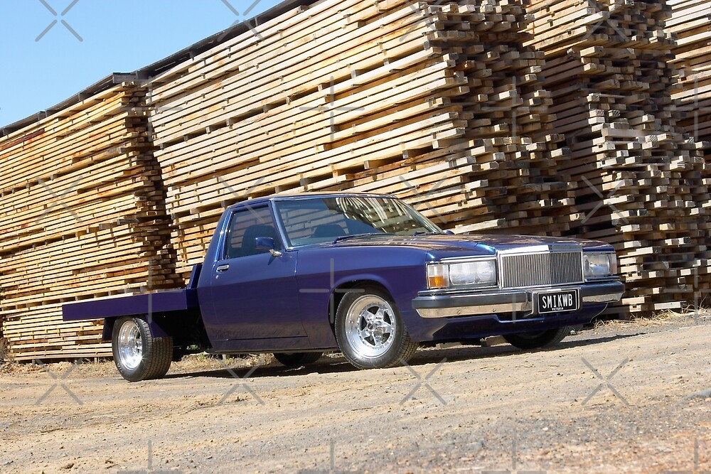 Holden WB One Tonner by John Jovic