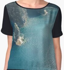 ireland clare cliffs of moher 2 Women's Chiffon Top