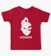 Prince Zuko - HONOR! Kids Tee