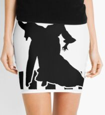 flamenco dancers Mini Skirt