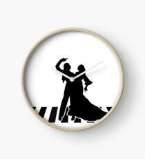 flamenco dancers Clock