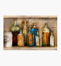Pharmacy - Medicine Photographic Print