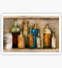 Pharmacy - Medicine Sticker
