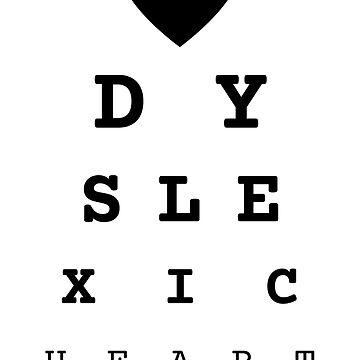 Dyslexic Heart by mattreno