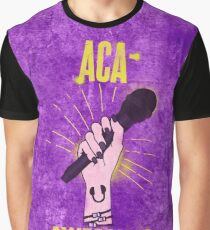 Pitch Perfect Aca-Awesome Graphic T-Shirt