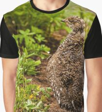 Sooty Grouse Graphic T-Shirt
