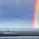 Rainbow Just For Us by Silken Photography