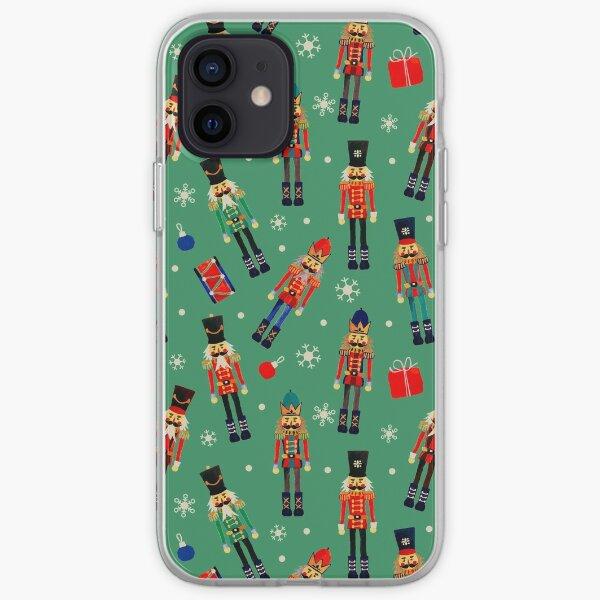 Holiday Nutcracker iPhone Soft Case