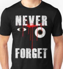 Vergessen Sie niemals Glenn Unisex T-Shirt